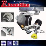 Tagliatrice del getto di acqua della pompa di Kmt