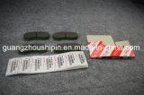 차 디스크 패드 디스크 브레이크 패드 Toyota Landcruiser Rzj95를 위해 04466-60080