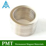 D30*D22.5*2 het dunne Permanente Magnetische Materiaal van de Ring