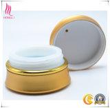 Малые цветастые косметические Cream контейнеры с крышками запечатывания