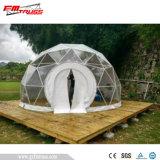 Limpar Dome Geodésico tenda para venda