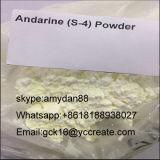 Sarms 처리되지 않는 분말 Andarine (S4, GTX-007) CAS: 401900-40-1 근육 건물을%s