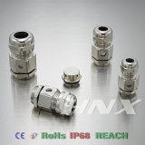 Ghiandola di cavo d'ottone di ventilazione dello sfiatatoio del metallo dei nuovi prodotti di Hnx