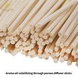 香りのリード拡散器の藤の棒