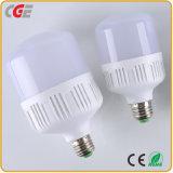 LED 램프 LED 전구 칼라 박스 포장된 LED 실린더 램프 LED T Serie 편평한 전구 9W/14W/18W/28W 전구 공장 가격