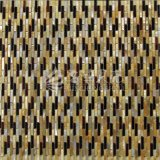 Shell de la fregona del labio y mosaico amarillos del shell de la pluma