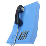 Крен стойки пола установки стены через систему охранника телефона