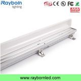 Marcação IP listado RoHS65 60W 1500mm LED Luz Tri-Proof Linear