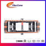 Tipo in-linea (tipo orizzontale) chiusura della giuntura del cavo della fibra 96cores