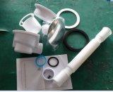 Cassetto di plastica dell'acquazzone, Drainer di plastica dell'acquazzone, valvola residua dell'acquazzone di plastica