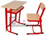 Silla de escritorio de la sala de clase del MDF para los muebles del estudio del estudiante