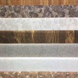 Diseño de grano de madera decorativos impresión papel para piso, puerta de la superficie o el mobiliario del fabricante chino