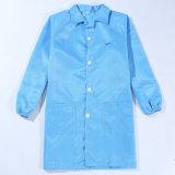 Cappotti antistatici degli indumenti del locale senza polvere