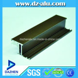 Perfil de alumínio da porta do indicador de Argélia do perfil 6063 do melhor fabricante
