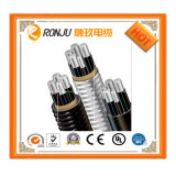 Fios e cabos PVC, fio de cabo elétrico, o fio do cabo eléctrico