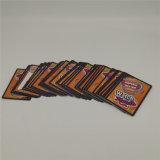 Cartões de jogo do jogo de cartão feito sob encomenda do fabricante de China