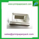Personnalisé Papier imprimé Bbny parfum cosmétique Emballage avec insert en carton
