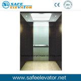Лифт пассажира нержавеющей стали вытравливания зеркала