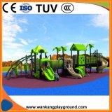 Большой многофункциональная игровая площадка для детского садика для использования вне помещений (WK-A71101A)