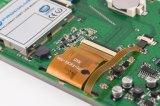 Высокая яркость, 4.3 '' модуль Uart TFT LCD с сопротивляющей панелью касания