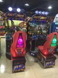 最もよい価格の供給のアーケードのシミュレーターの硬貨によって汚れたDrivinの42 LCDカーレースの電動機のシミュレーターのゲームの汚れたDrivinの作動させる競争