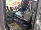 Excavatrice utilisée de Hitachi Zx55 mini excavatrice de 6 tonnes avec la lame