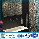 El arte de metal de aluminio de diseño de placas de espuma
