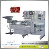 Máquina de envasado automático de la Almohada caramelo