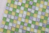 Außenhaus-dekorative Büro-Glaswand-Stein-Mosaik-Fliese