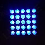 25 Matrix-Blinder-Effekt-Licht der Kopf-30W RGB 3 In1 LED