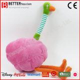 Pt71 ASTM Plush Brinquedo Programável Animal Flamingo