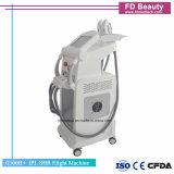4 in 1 macchina di rimozione dei capelli dell'E-Indicatore luminoso del laser di IPL rf YAG