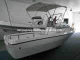 Liya 5.0mのガラス繊維の漁船の製造業者のガラス繊維のパンガ刀のボート