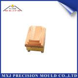 Pieza modificada para requisitos particulares CNC plástica del electrodo del moldeo por inyección de la pieza de automóvil de la precisión