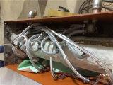 Fornalha 200kw do forjamento da indução do calefator de indução de Electromagentic
