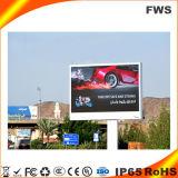 Affichage LED à l'extérieur de l'écran mur vidéo LED P16