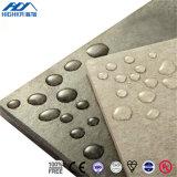 Toilette impermeabile del divisorio della parete della pavimentazione del cartone di fibra del cemento della scheda della decorazione