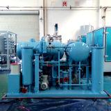 in linea che ricicla macchina per il purificatore di olio della turbina di Turbine-Oil/Onlile