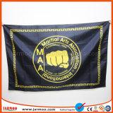 Banner de bandeira de poliéster impresso personalizado
