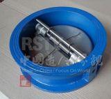 Aço inoxidável ou mola de retorno da válvula de retenção de wafers