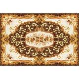Azulejo de la alfombra que suela los azulejos Polished esmaltados de cerámica de la alfombra del cristal del azulejo 600*600m m