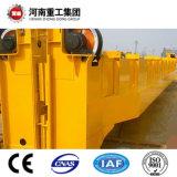 CE/SGS Certificat Passage supérieur Heavy Duty EOT Crane