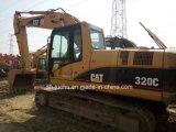 Excavador hidráulico usado de /Cat 330cl 330bl 320dl del excavador de la oruga 320cl 320c
