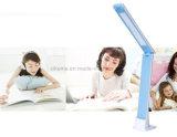 현대 Foldable 재충전용 LED 독서용 램프