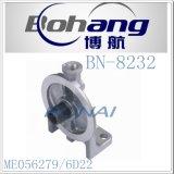 Carcaça do termostato de Mitsubishi 6D22 da peça sobresselente do motor de Bonai/água Outletme056279)