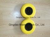 Het Wiel van het Karretje van de Hand van het Schuim van China Qingdao Maxtop 250-4 Pu