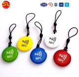 SpitzenverkaufenNfc Tag/RFID Marke mit Zustimmung ISO-14443