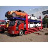판매를 위한 FAW 4X2 5 단위 SUV 수출용 자동차 운반선 트럭