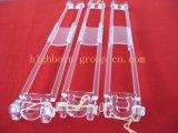 Qualitäts-freies Quarz-Glas-Boot