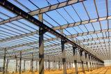 Almacén de la estructura de acero del marco de acero con el tratamiento anti del moho